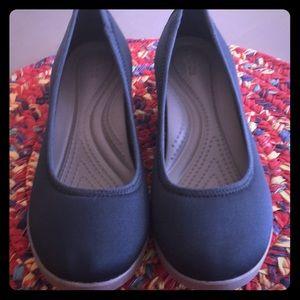 Women's crocs slip on